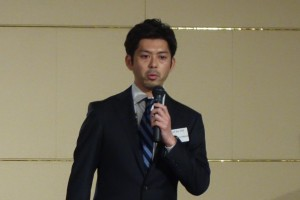 竹村大助ビジネスイノベーション事業部長