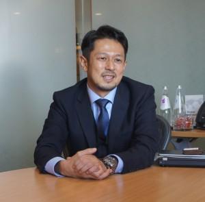 ボーダフォン・グローバル・エンタープライズ M2Mカントリーマネージャジャパン 阿久津茂郎氏