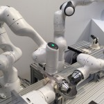 約120万円(1万ユーロ)で導入できる協働ロボット ドイツ・KBee社「FRANKA EMIKA」