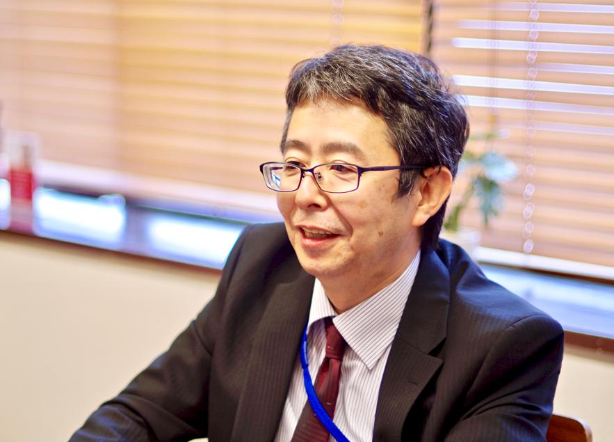 アルプス電気株式会社 桝田屋秀樹氏