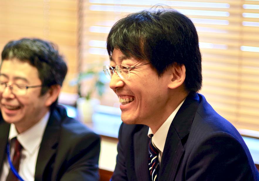 株式会社NTTデータ経営研究所 竹内敬治氏